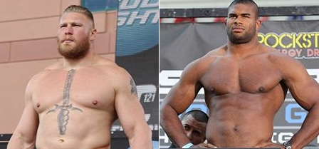 Brock Lesnar Vs Alistair Overeem Odds Who Opened As The