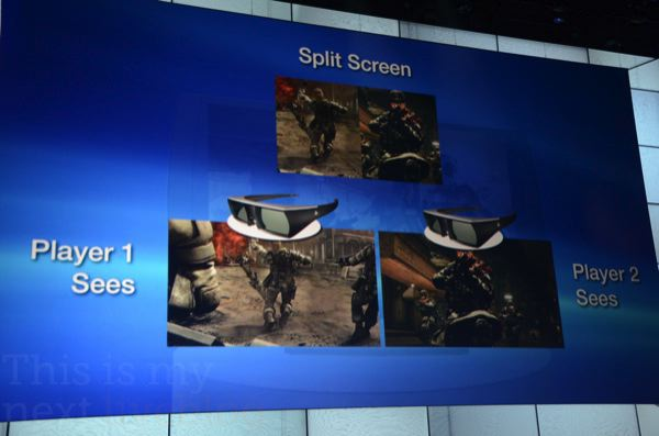 Sony announces PlayStation 3D monitor and PlayStation 3D glasses