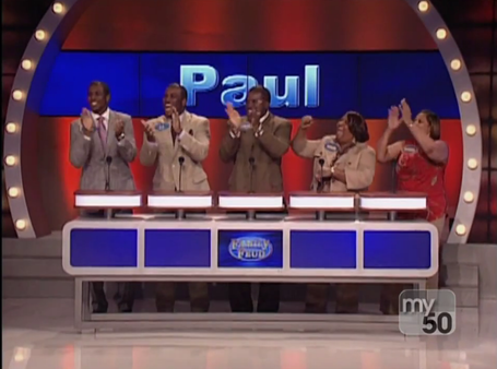 Chris Paul on Family Feud: An Analysis - The Bird Writes