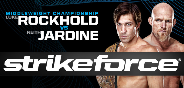 Strikeforce: Rockhold vs. Jardine