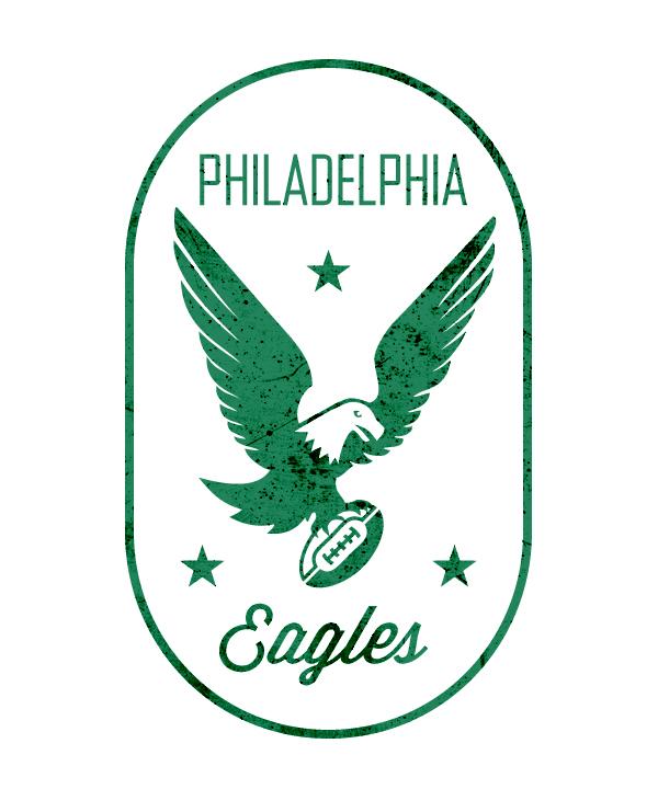 New Retro Eagles Logo Sb Nation Philly