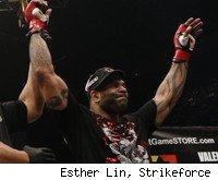 Valentijn Overeem beats Ray Sefo at Fedor vs. Silva.