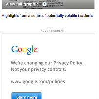 Google Privacy Policy >> Google's 2012 privacy policy changes: the backlash and