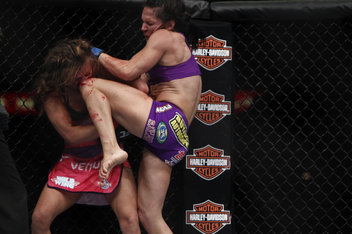 Fight Review: Miesha Tate vs. Cat Zingano   THE ECHO