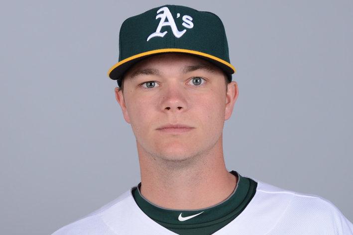 Athletics call up top prospect Sonny Gray, option Dan ...