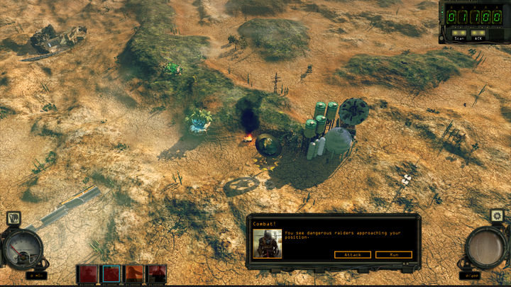 Available for Kickstarter backers – Wasteland 2 beta on PC