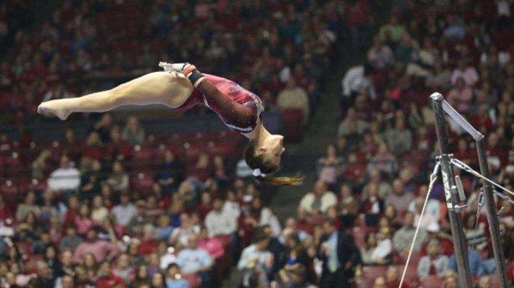bama bounders gymnastics meet schedule