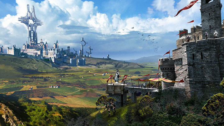 Unsung Story Tale of the Guardians Kickstarter funded
