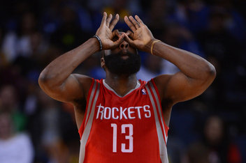 b4ce20791966 James Harden needs to chill with the gang signs